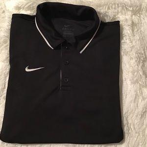 Men's Nike Dri-Fit small Polo shirt
